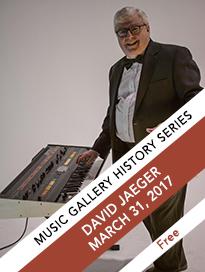 david jaeger - music gallery