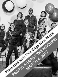 thin edge new music - music gallery